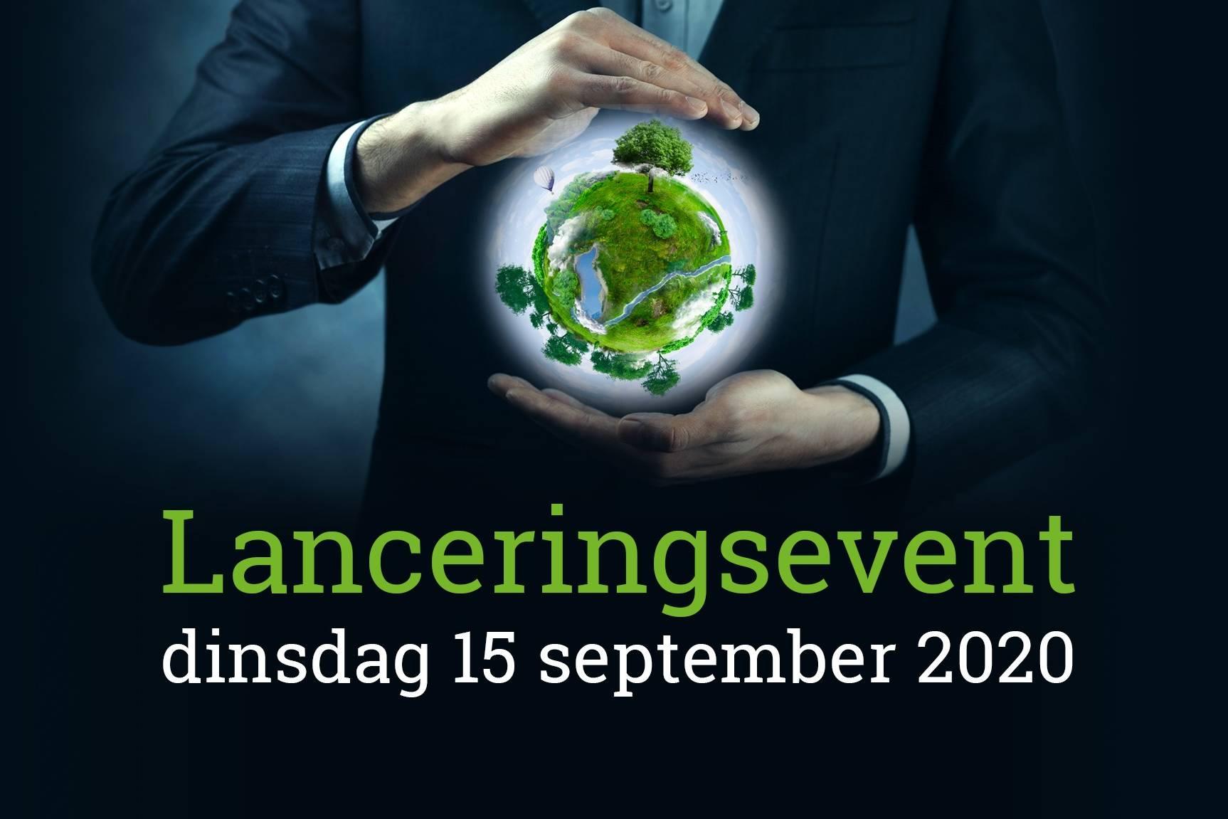Lanceringsevent 15/09/2020
